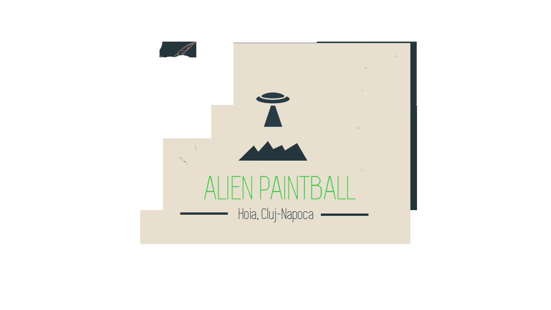 Alien Paintball